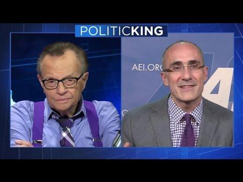 American Enterprise Institute President Arthur Brooks Joins Larry King on PoliticKING