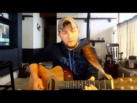 Mo Pitney - I met Merle Haggard today cover