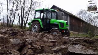 Ogień Z Rury Przód Do Góry :) Ciężka Orka 2014 Traktory W Błocie Ryk Śilnika Claas Ursus Steyr Zetor