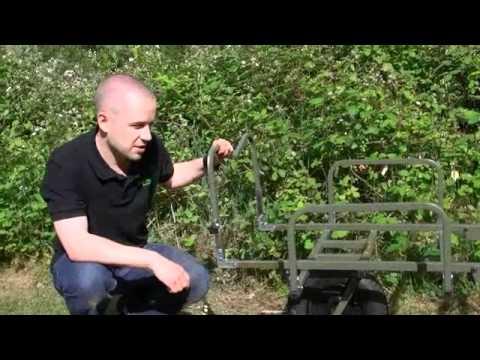 MK2 Carp Porter Basic Trolley | Carp Fishing Tackle Review
