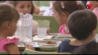 """La Pepeta denuncia que el servei de menjador es """"precari, insuficient i poc preparat&q ..."""