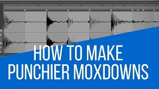 EDM Production 003 - How to make punchier mixdowns