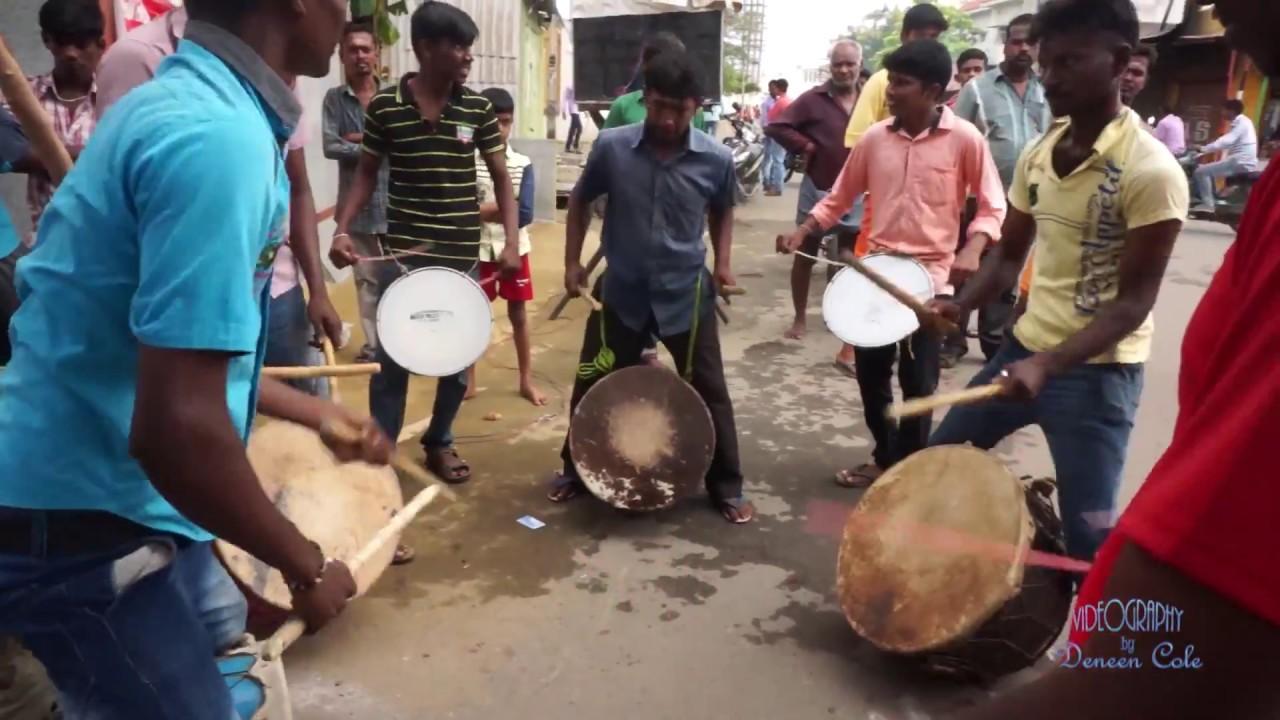Ganesha Drum Circle in Tamil Nadu India 08/28/17