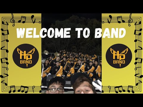 Hanover Park High School: Welcome to BAND!