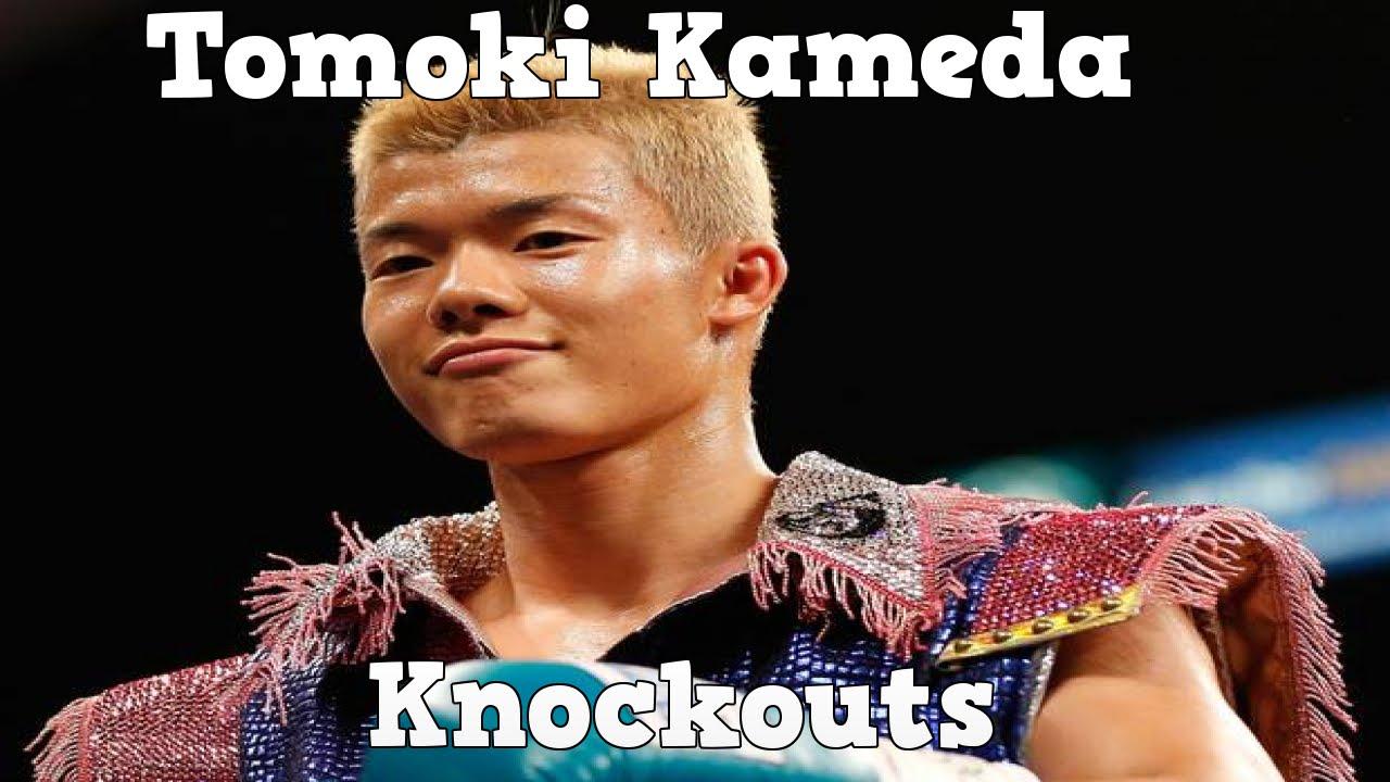 Download Tomoki Kameda - Highlights / Knockouts