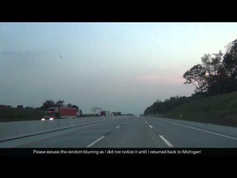 Pennsylvania Turnpike - I-76 WB
