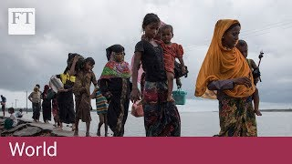 Myanmar's humanitarian crisis | World