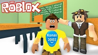 Roblox Escape From Detention Obby ! Gameplay de Roblox Konas2002 Konas2002 Konas2002 Konas