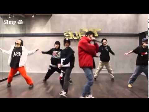 1PUNCH Turn Me Back  Mirrored Dance Practice