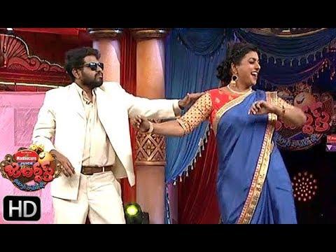 Hyper Aadi, Raising Raju Performance | Jabardasth | 24th January 2019 | ETV Telugu