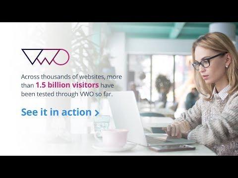 Visual Website Optimizer Explainer Video
