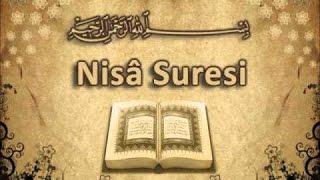 Nisâ Sûresi 131-136 Ayetleri (Kur'an-ı Kerim Şifa Tefsiri  Mahmut Toptaş)