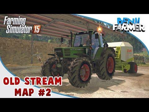 Farming Simulator 15   Old Stream Map   Épisode 2   On Presse !