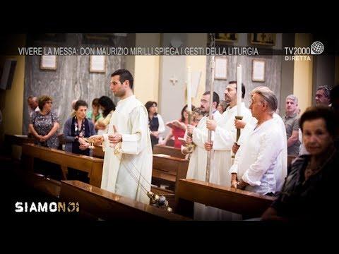 Come Servire La Messa.Siamo Noi Dentro La Messa I Gesti Della Liturgia Youtube
