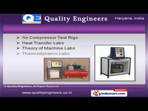 Laboratory Equipment By Quality Engineers, Ambala