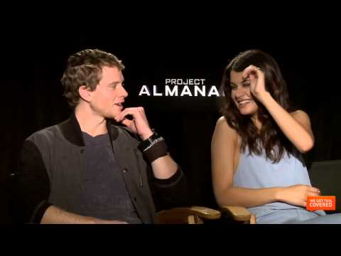 Project Almanac Interview With Jonny Weston, Virginia Gardner, Sofia D'Elia-Black and More [HD] streaming vf