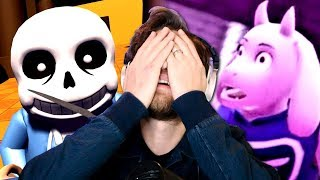 3 WEIRD UNDERTALE GAMES
