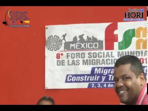 Fórum Social Mundial - Fórum Social de Migrações (México)