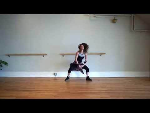 Come On To Me (ft. Sean Paul), by Major Lazer - Carolina B (Collaboration with Celeste Coajou)
