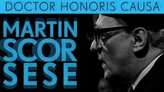 Martin Scorsese Doktor Honoris Causa