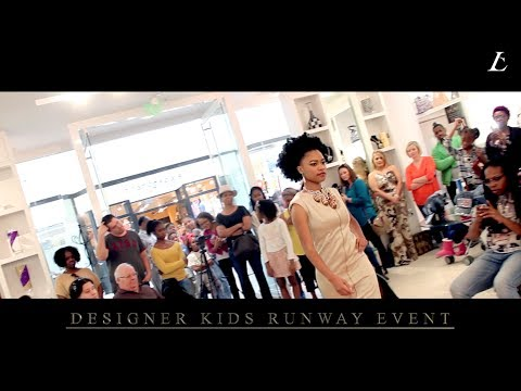 Designer Kids Runway Event | Avenues Mall | Jacksonville Florida
