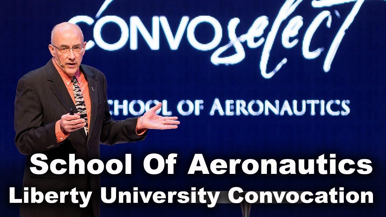 School Of Aeronautics - Liberty University Convocation