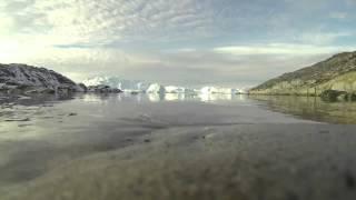 Glacier Sermeq Kujalleq (Groenland) - Expédition Tara Oceans Polar Circle - 18 oct 2013