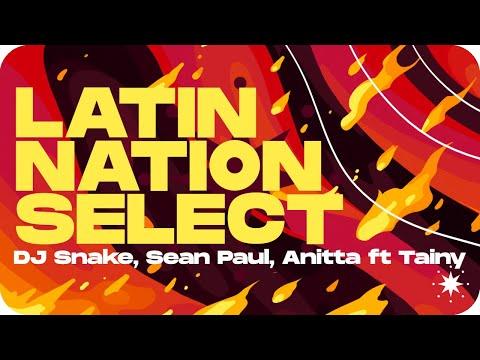 DJ Snake Sean Paul Anitta ft Tainy - Fuego