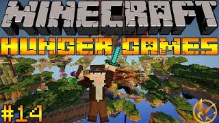 Голодные Игры #14 - Обучение Нубству - Minecraft Hunger Games