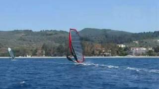 Formula Windsurfing Event  Pefki - Evia Greece 8-9 May 2010.wmv