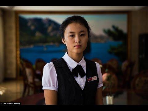 North Korea Beauty Womens