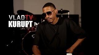 Kurupt Recalls His Sister Linking Him Up W/ Snoop Dogg & Dr. Dre