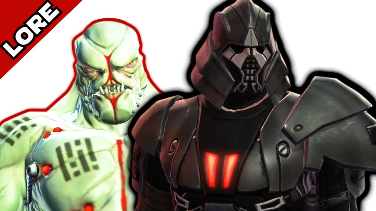 star wars lore episode clxvii the rise of tulak hord legends