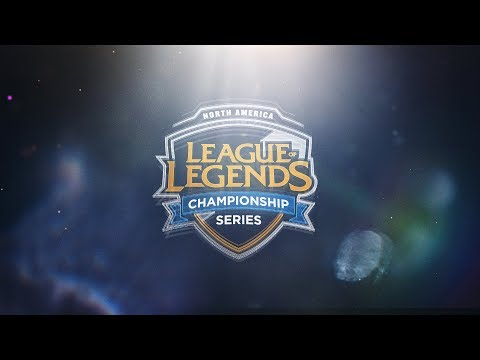 NA LCS Spring (2018)   Week 1 Day 2