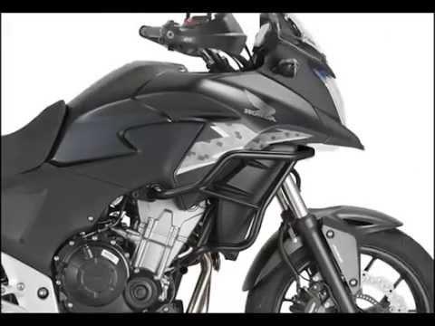 Honda CB500X – GIVI Accessories - YouTube