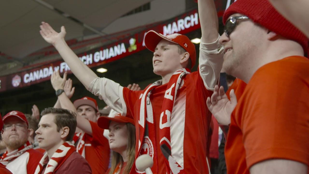 Men's National Team | Canada Soccer