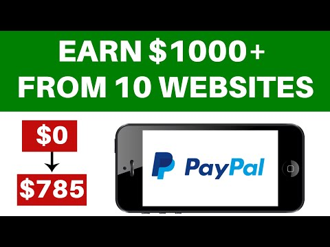10 Websites To MAKE MONEY ONLINE For FREE In 2020 [No Credit Card Required]