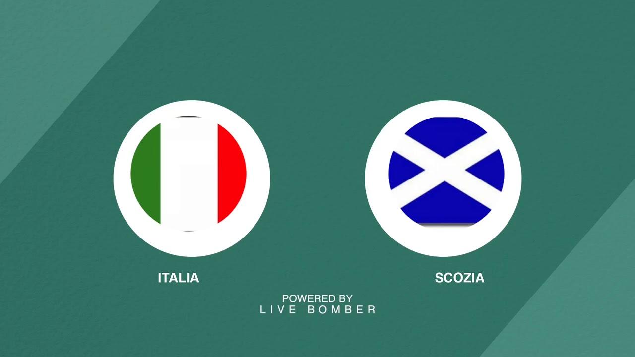 ITALIA-SCOZIA 5-1