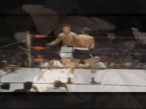 Muhammad Ali - Float like a butterfly Sting like a bee