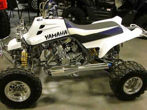 1998 Yamaha Banshee Super Custom at RideNow Peoria - YouTube