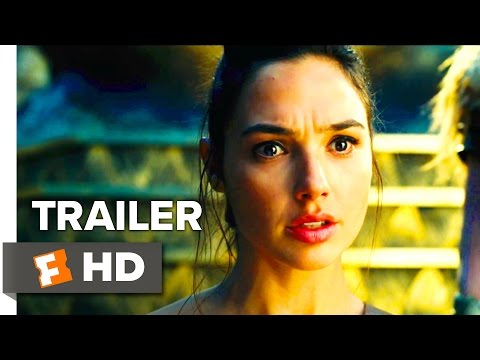 Thumbnail: Wonder Woman Trailer #4 (2017) | Movieclips Trailers