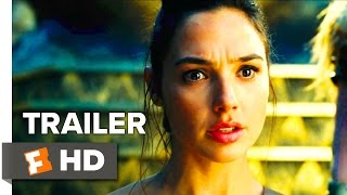 Wonder Woman Trailer #4 (2017) | Movieclips Trailers