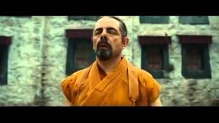 Rowan atkinson learning kung fu
