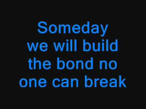 Lyrics to Someday from sonic underground