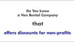 Passenger Van Rental Company San Francisco SFO Van Rental Deals