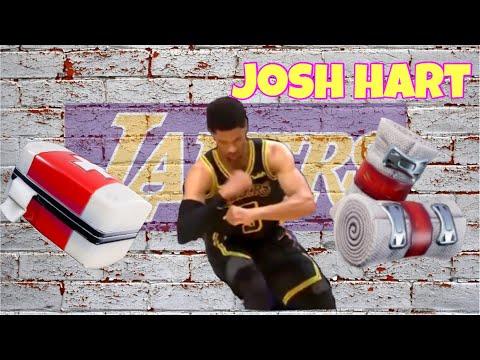 Josh Hart Does Fortnite Move