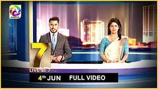 Live at 7 News – 2019.06.04 Thumbnail