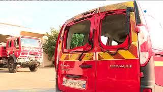Vero: un véhicule de pompier incendié et des départs de feu autour de la caserne