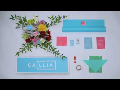 Callia Flowers: The Best New Online Flower Delivery