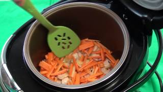 Как приготовить макароны по итальянски в мультиварке REDMOND M150